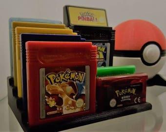 Game Boy Cartridge Stand - GB, GBC, GBA