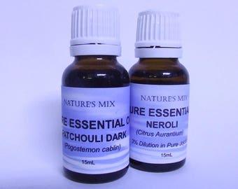 Pure Basil Essential Oil **15mL or 50mL**
