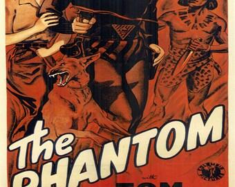 The Phantom(DVD) Complete Original 1943 Serial, 2 Disks