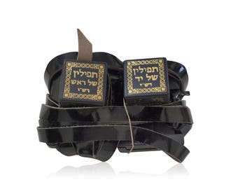 Tefillin Kosher Jerusalem rabinate certification for sale