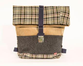 ODI Big backpack/Upcycling bagpack GA03