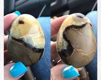 Septarian Nodule // Dragon's Egg