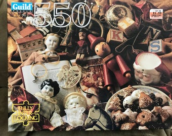 """1995, """"Traditions"""", Guild Puzzle"""