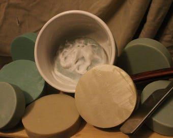 Thick and Rich Shave Soap