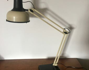 Lamp architect Lival P12 Finland vintage 1970