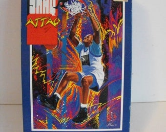 2'x3' Shaquille O'Neal Puzzle Shaq Attack - Complete   (1497)