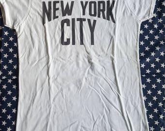 John Lennon New York City Vintage Tee