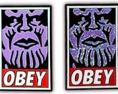Avengers Thanos OBEY Infinity War death enamel pin hard enamel pin set comics movies Thor Infinity Gauntlet soft enamel pin comics movies