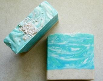 Bora Bora Silk Soap