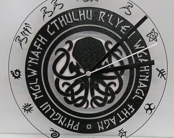 Chtulhu clock