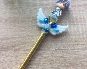 Ready to Ship! Helios Sailor Moon Merchandis Pen Stift Kugelschreiber Anime Manga
