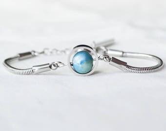 Tiffany blue bracelet
