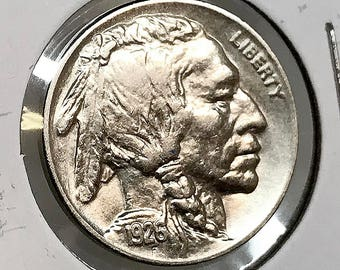 1926 P Buffalo Nickel - Gem BU / MS / UNC