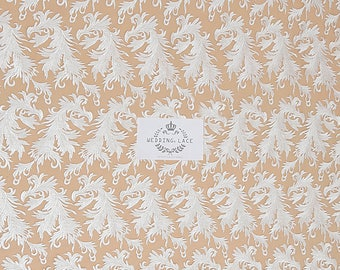 Fashion bridal Lace fabric,Luxury embroidery lace fabric,Wedding Lace fabric,guipure lace fabric,French Lace,alencon lace fabric