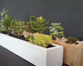 Reclaimed Cedar Window Sill Planter- 18 inch