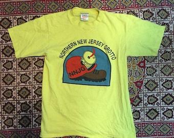 1980s New Jersey T-Shirt