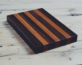 "Walnut Oak Cutting Board 13""x8 1/2"""
