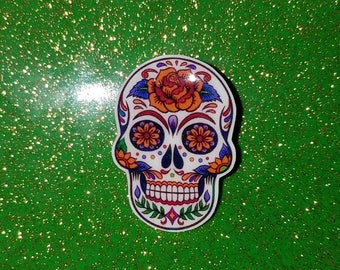 Mexican Sugar Skull PIN