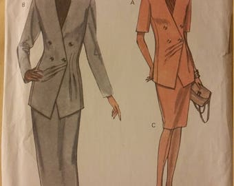 Vogue 8720 Top & Skirt