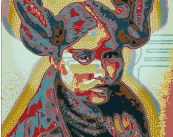 Hopi Girl