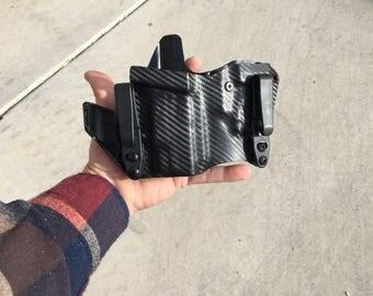 Pt111 g2 Custom Kydex IWB holster for a pt111 g2 +mag