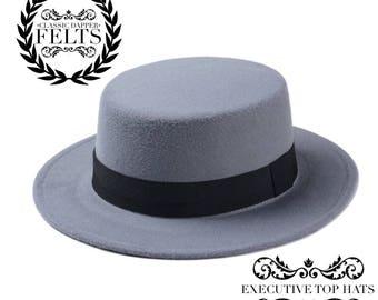 Classic Dapper Felts Top Hat