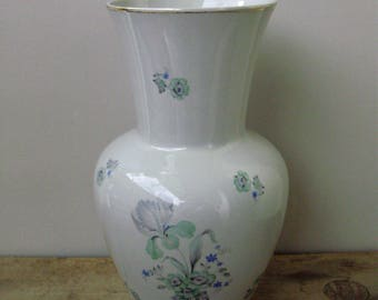 Large,Vintage ,Hungarian Drasche porcelain vase,stamped,handpainted