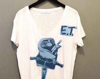 ET Deep V Women's Tee