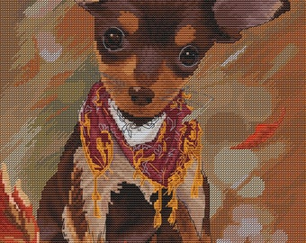 The toy Terrier