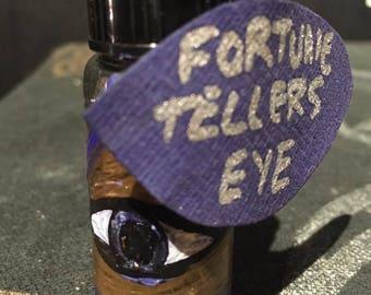 Fortune tellers eye