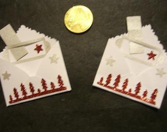 set of 20 mini envelopes, place or decorating scrap brand