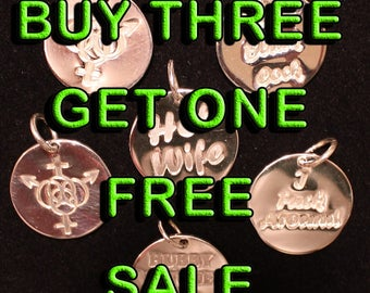 Buy 3 Charms Get One FREE