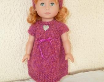 Compatible clothes for dolls Götz 27 cm (3)
