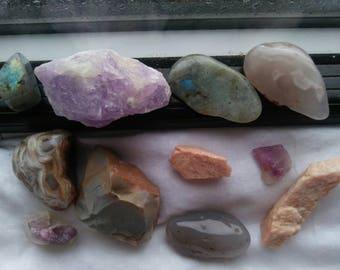 Assorted Crystal Set