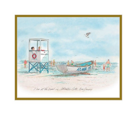"Atlantic City ""Day at the Beach"""