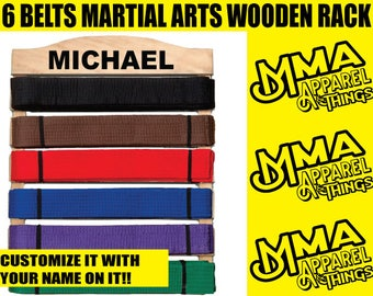 6 martial arts belt rack karate belt rack taekwondo belt rack tkd belt rack wooden belt rack wooden karate belt rack wooden belt display