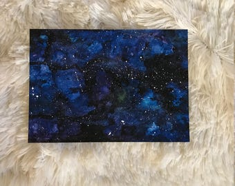 Dark Galaxy Print