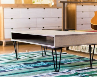 Mid Century Coffee Table Part 94