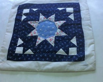 Cushion cover handmade, patchwork