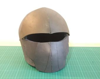 PDF Foam Template for Destiny 2 Hunter Frumious Helmet