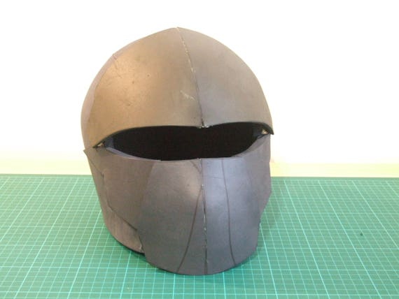 pdf foam template for destiny 2 hunter frumious helmet. Black Bedroom Furniture Sets. Home Design Ideas