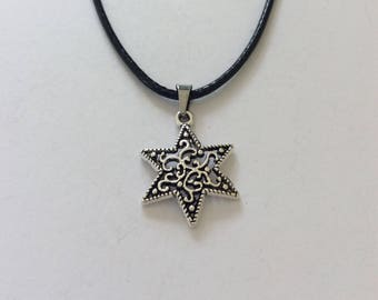 Star necklace / star jewellery / star gift