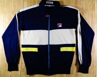 20% OFF Vintage FILA Jacket Sweater