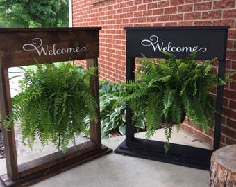 Outdoor Plant stand for porch or patio