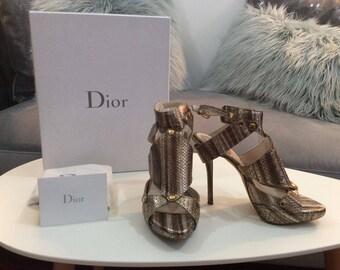 Christian Dior Extreme Gladiator Sandals