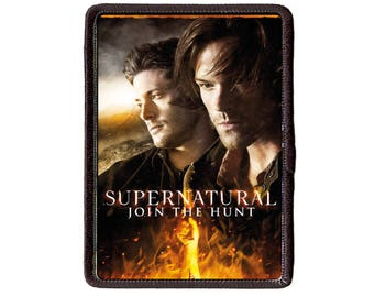 Supernatural Jensen Ackles Jared Padalecki Sam Dean Winchester Sew On patch