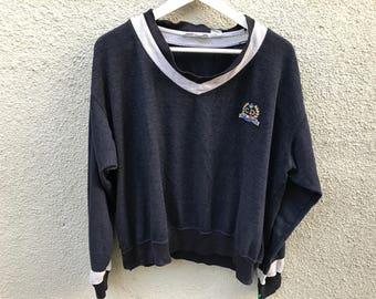 Vintage Christian Dior 1980's Sweatshirt