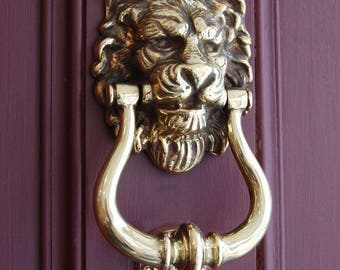 Awesome Door Knocker | Etsy