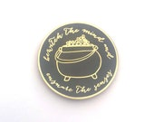 "SALE - Potions Enamel Pin - 1.5"" - Harry Potter Severus Snape Inspired"