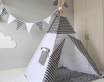 Teepee Tent / Wigwam / Play Tent